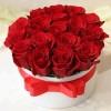Κουτί με τριαντάφυλλα +70,00€