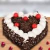 Τούρτα καρδιά Βανίλια Σοκολάτα +25,00€